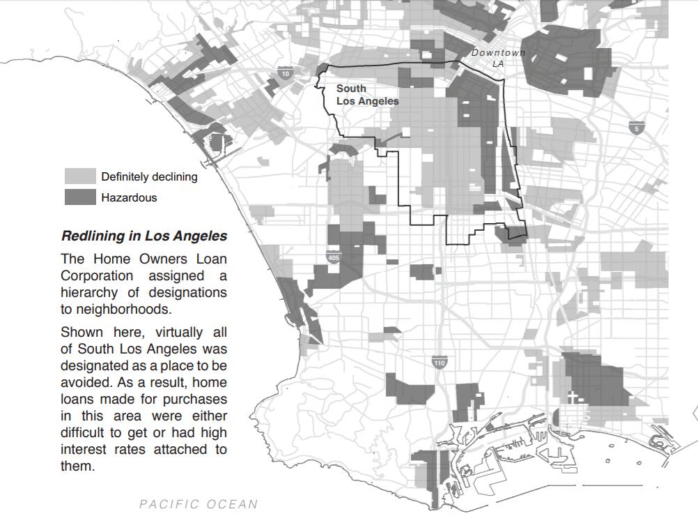 Redlining Los Angeles - UCLA Luskin