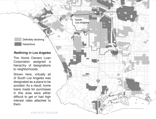Redlining Los Angeles - UCLA Luskin