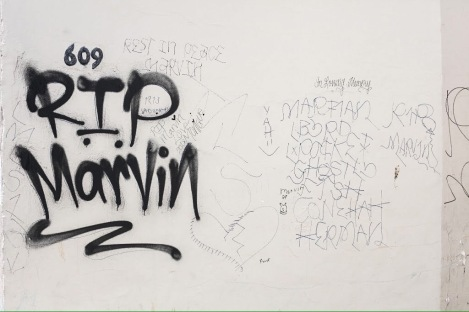 R.I.P. Marvin, I; Virgil and Clinton