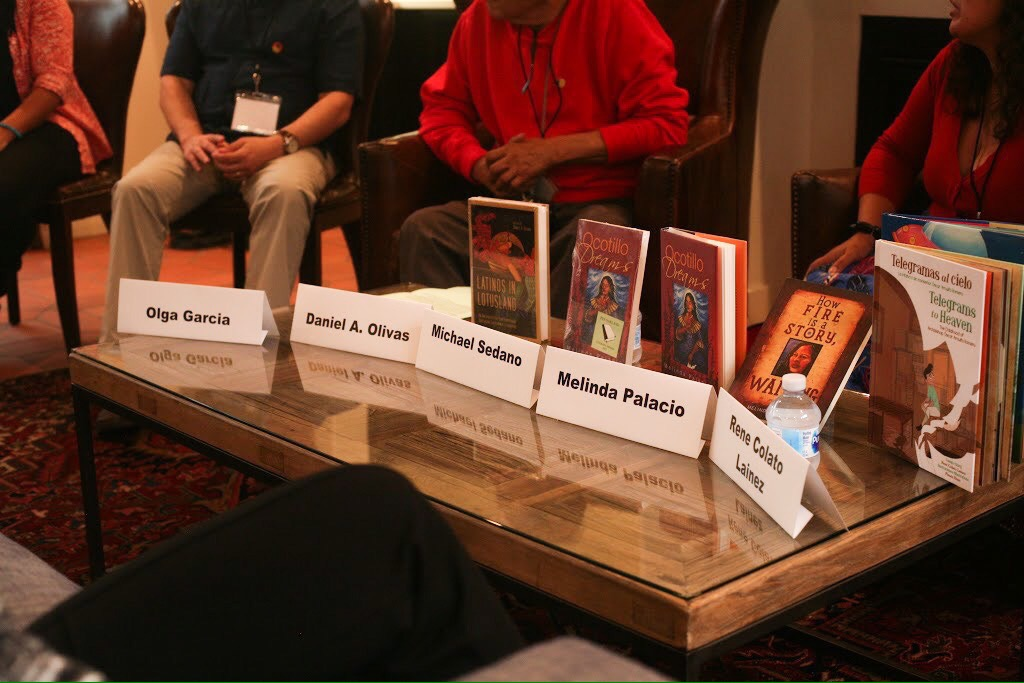 Author nametags, to be sure