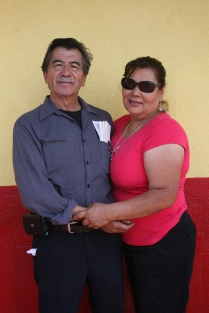 Together, they've owned El Gran Burrito at Vermont Avenue and Santa Monica boulevard for nearly 30 years. Together, we've got to succeed with our fundraiser. Only two weeks to go now!