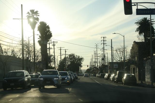 Los Angeles Shine, California